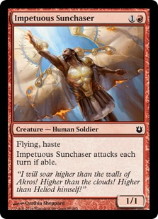Impetuous Sunchaser