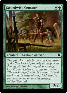 Swordwise Centaur