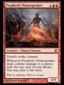 Prophetic Flamespeaker