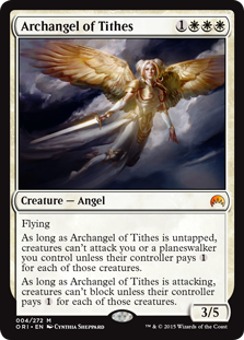 Archangel of Tithes