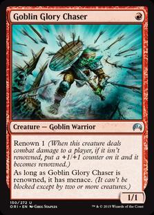 Goblin Glory Chaser