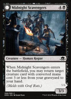 Midnight Scavengers
