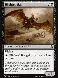 Blighted Bat