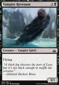 Vampire Revenant