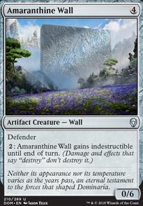 Amaranthine Wall