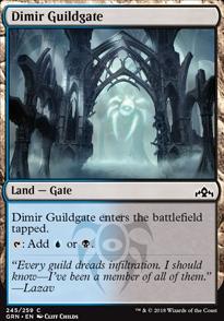 Dimir Guildgate (a)