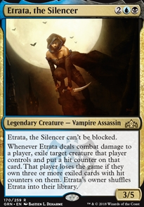 Etrata, the Silencer
