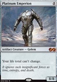 Platinum Emperion