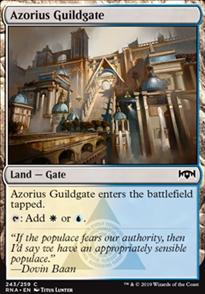 Azorius Guildgate (a)