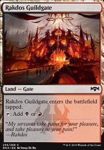 Rakdos Guildgate (a)