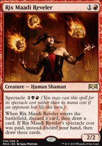 Rix Maadi Reveler