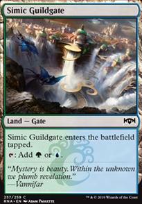 Simic Guildgate (a)