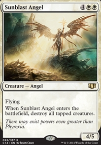 Sunblast Angel