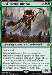 God-Eternal Rhonas