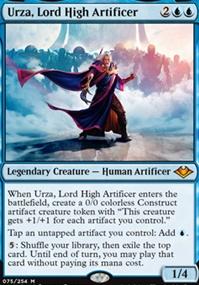 Urza, Lord High Artificer